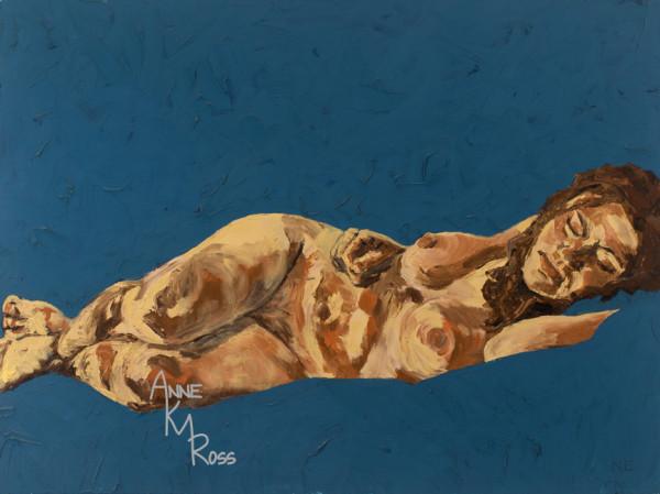 Swim by Anne KM Ross