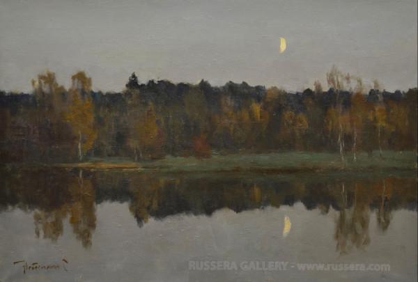 AUTUMN EVE by Sergey Nebesihin