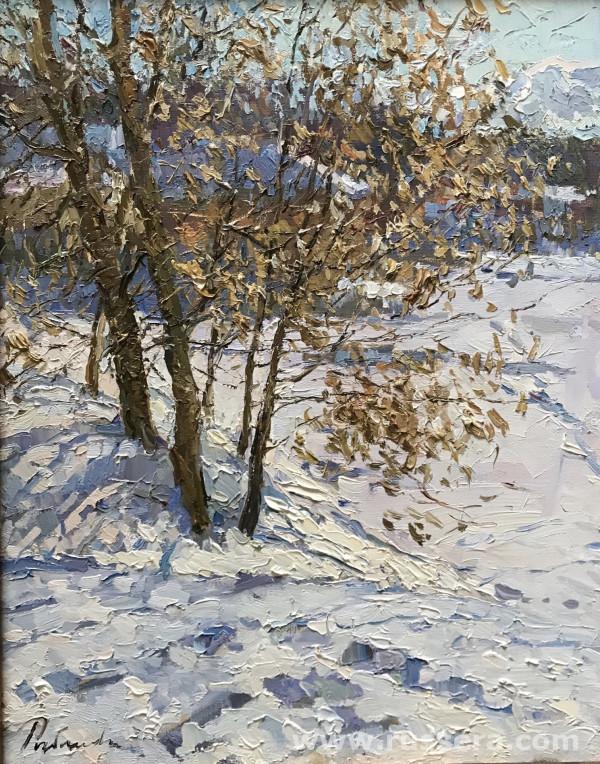 And the Spring is again by Irina Rybakova
