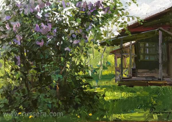 Old Lilac by Irina Rybakova