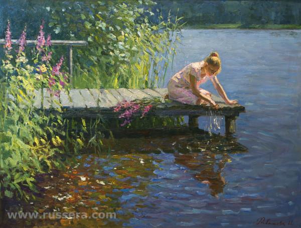 Rosebay by Irina Rybakova