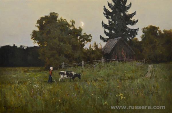 Wild One by Sergey Nebesihin