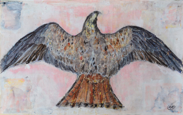 Eagle by Marina Marinopoulos