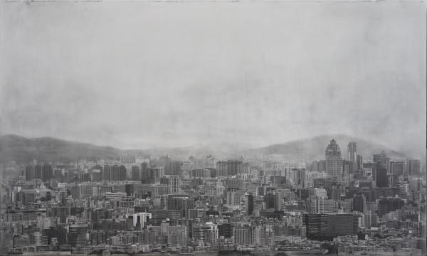 台北城系列-從內湖山上看台北城 2 Taipei City Series - Taipei City Overlook from Neihu Mountain 2 by 周政緯 CHOU Cheng Wei