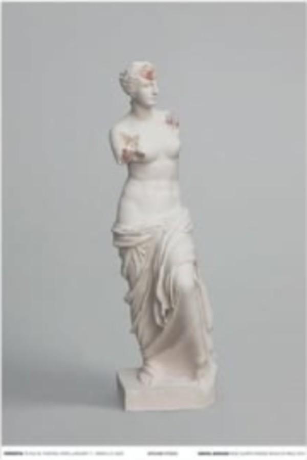 丹尼爾.阿爾軒海報 米羅的維納斯 Daniel Arsham  (Venus of Milo) by 丹尼爾.阿爾軒 ARSHAM, Daniel