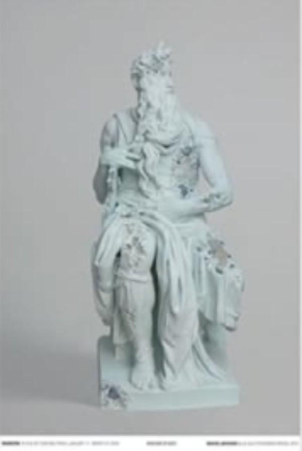 丹尼爾.阿爾軒海報 摩西  Daniel Arsham  (Moses) by 丹尼爾.阿爾軒 ARSHAM, Daniel