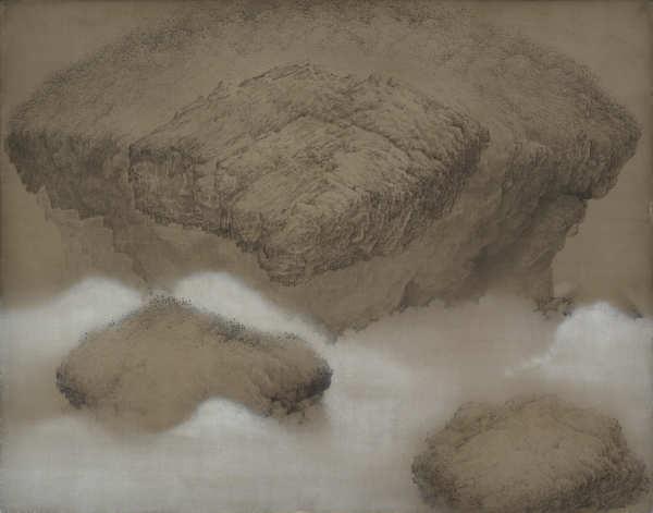 微渺之地 Land in a Grain of Sand by 白雨 Bai Yu