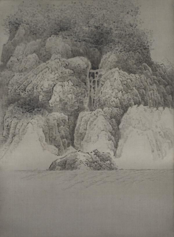 到不了的島 Isle Unreachable by 白雨 Bai Yu
