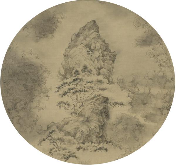 厚霧 壹 Thick Fog (I) by 白雨 Bai Yu