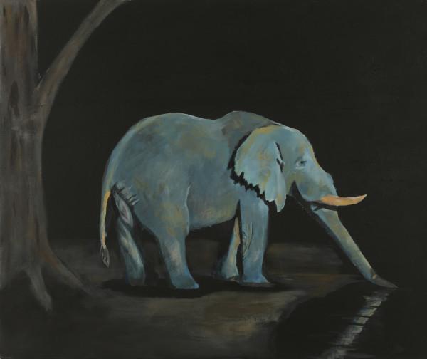 Feeling blue by Leslie Cline