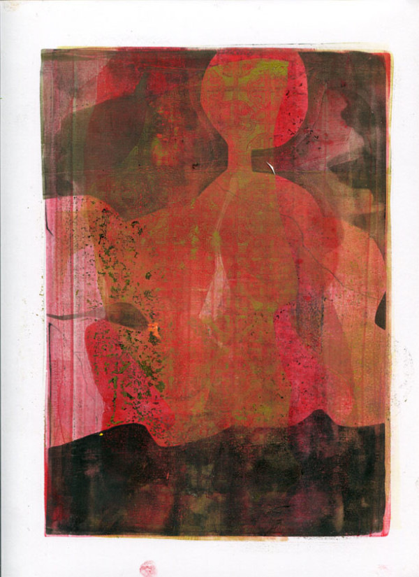 All About the Red #6 by Mary Zeran