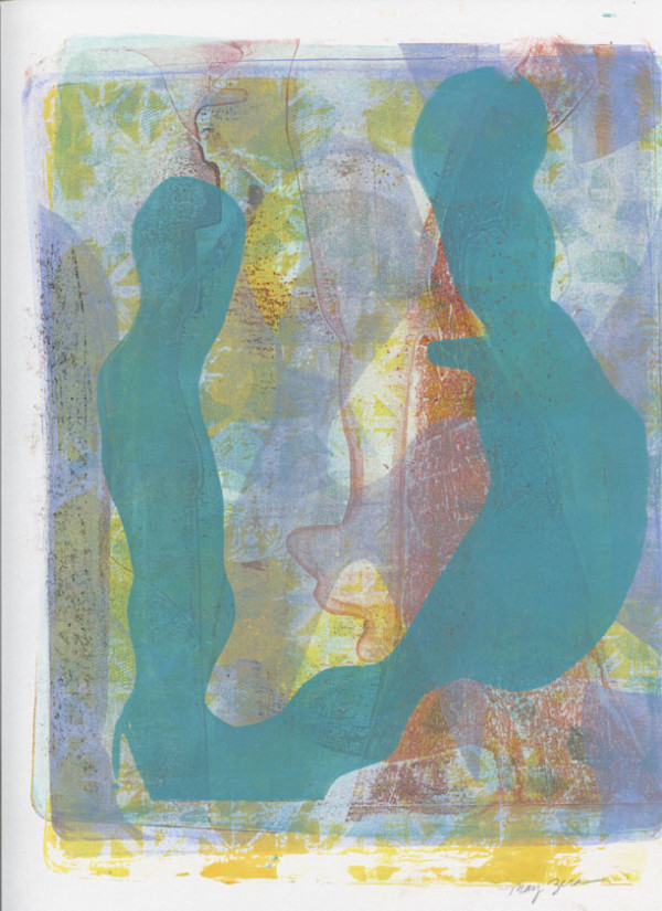 All About the Teal by Mary Zeran