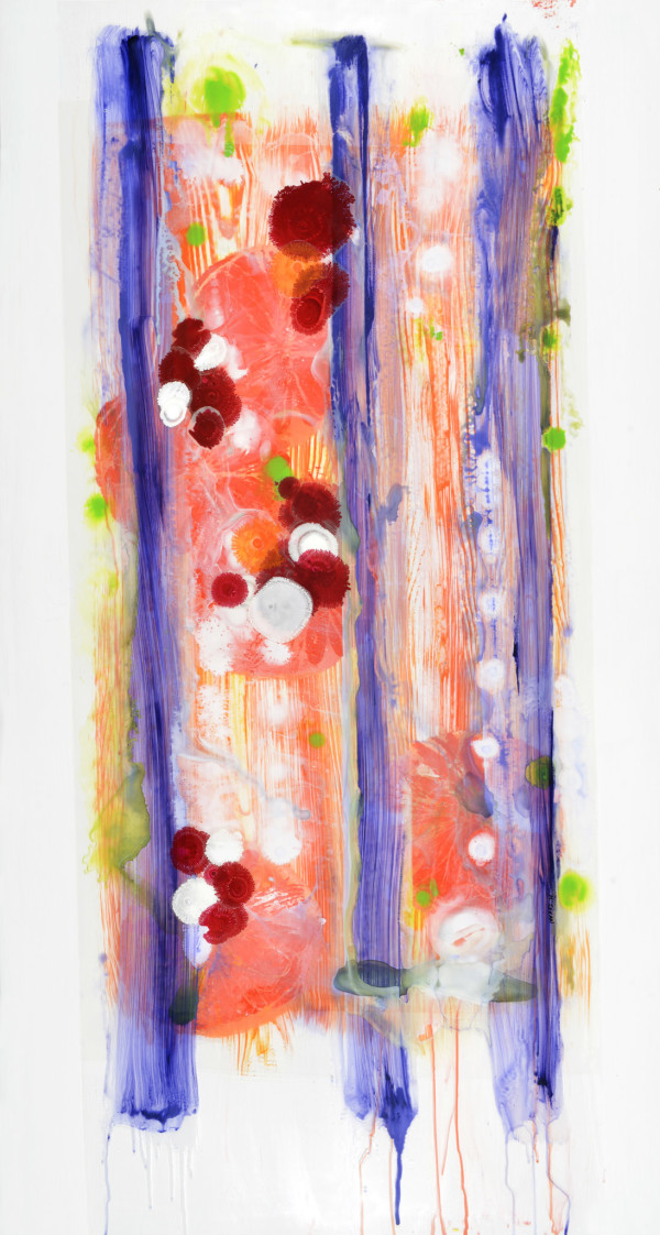 Long and Lean #15 by Mary Zeran