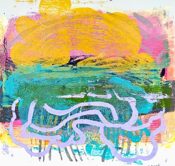 Like a Unicorn Puking Rainbows by Mary Zeran