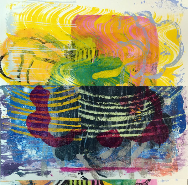 Restless = Anxious by Mary Zeran