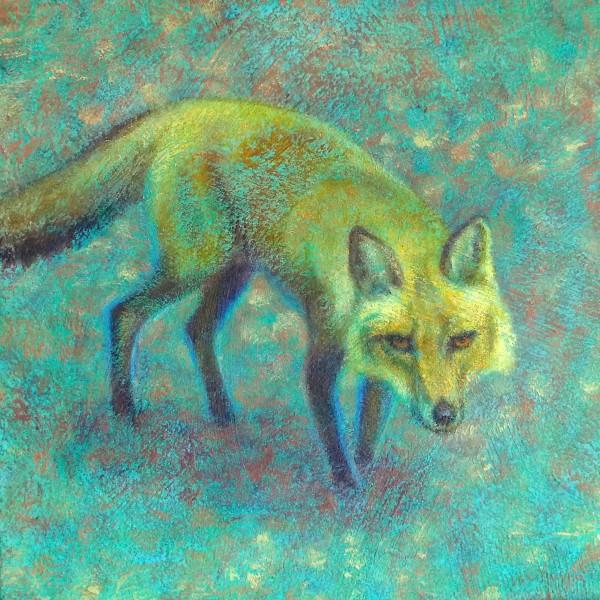 森林精神由Lisa Bohnwagner