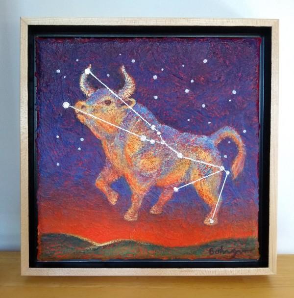 Constellation Taurus by Lisa Bohnwagner