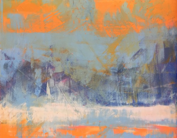 Abstract 101 by Barbara Teusink