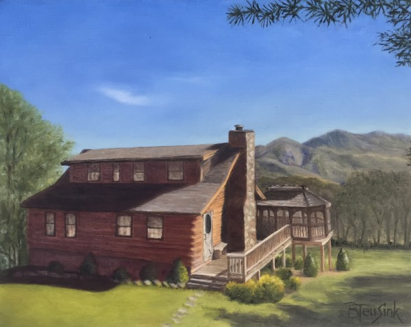 Tom's Cabin by Barbara Teusink