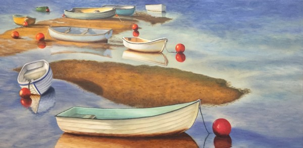 Low Tide by Barbara Teusink