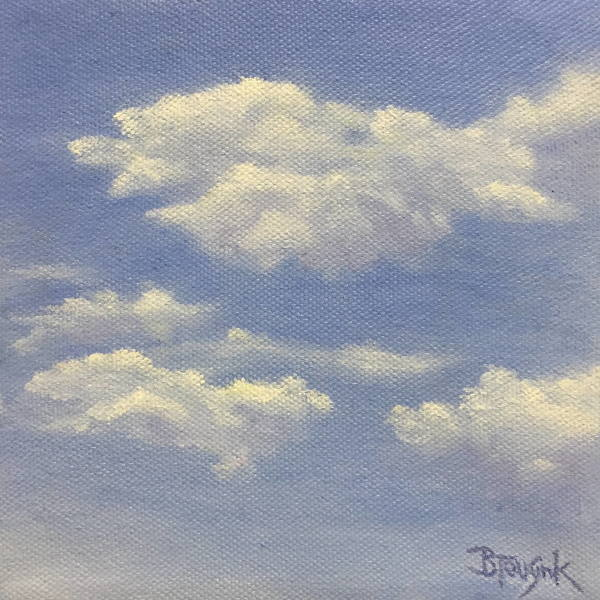 Georgia Clouds by Barbara Teusink