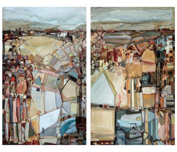 Balancing Act, Part 1 &2 by Tina Newlove