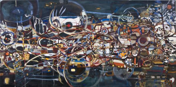 Nowhere to Land by Tina Newlove