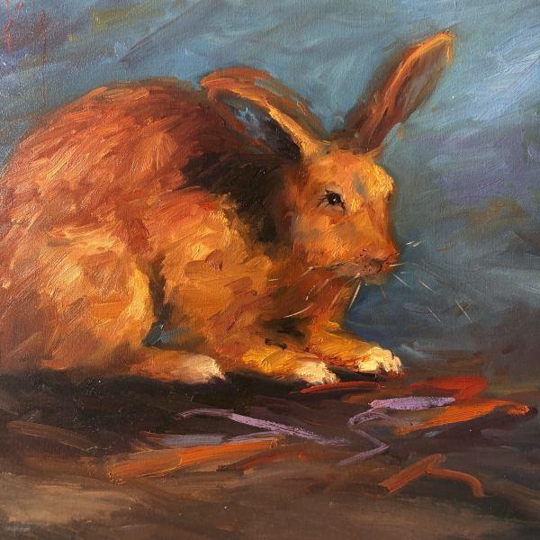 Red Hare by Paula Jones