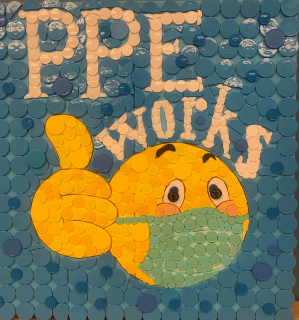 PPE Works by Occupational Health Department