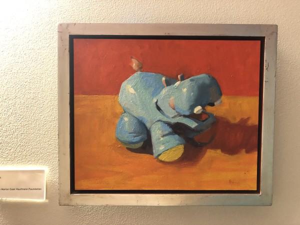 Hippo I by Mark Nelson