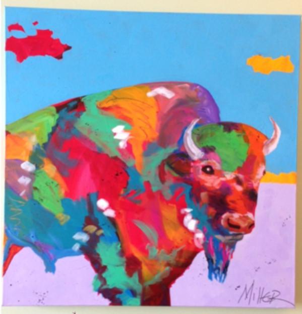 Buffalo I by Tracy Miller