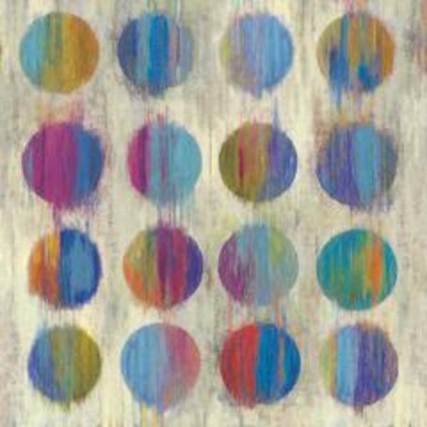 Ikat Dots II by Aimee Wilson