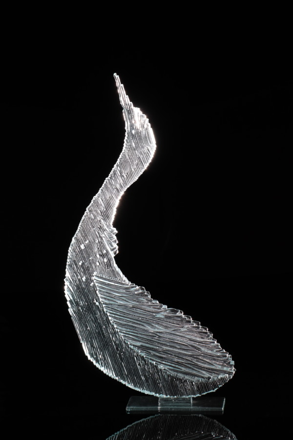 Ruffle my feathers I by Linda van Huffelen