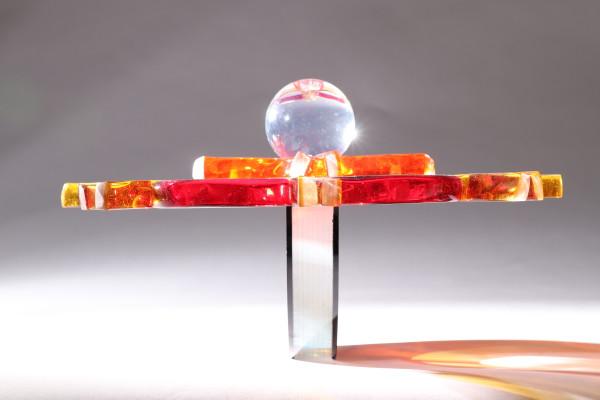 (You're my) Sense of balance by Linda van Huffelen