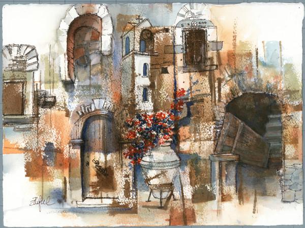 Window Fantasy by Rebecca Zdybel