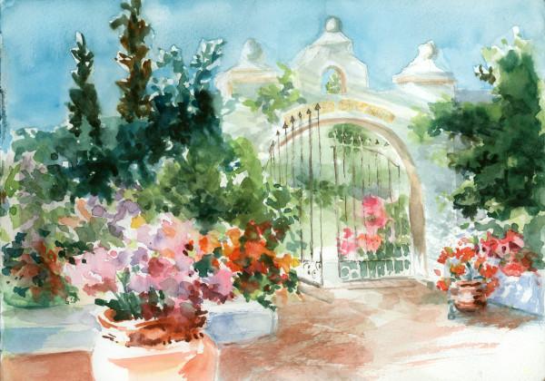 Gateway to Heaven by Rebecca Zdybel