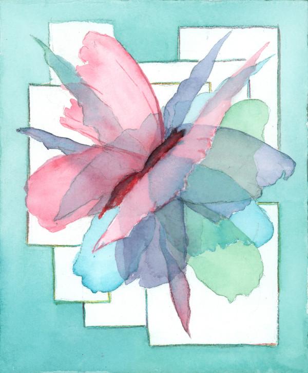 Flight of the Butterflies by Rebecca Zdybel