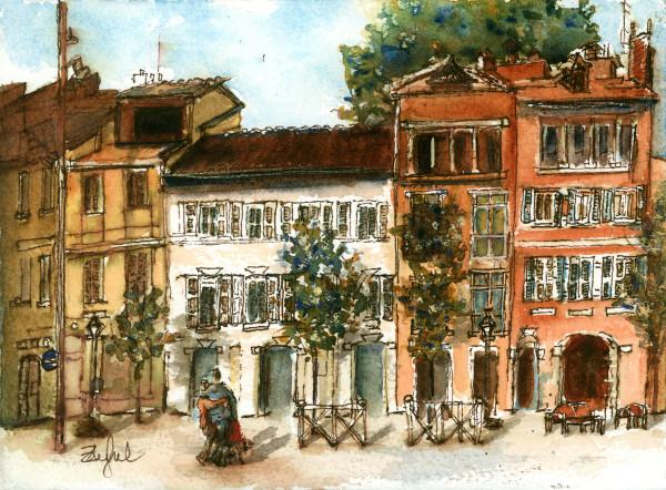 Le Trek Toulouse by Rebecca Zdybel