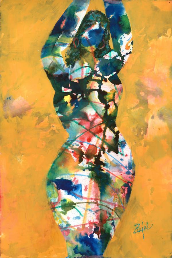 Sweet Surrender by Rebecca Zdybel