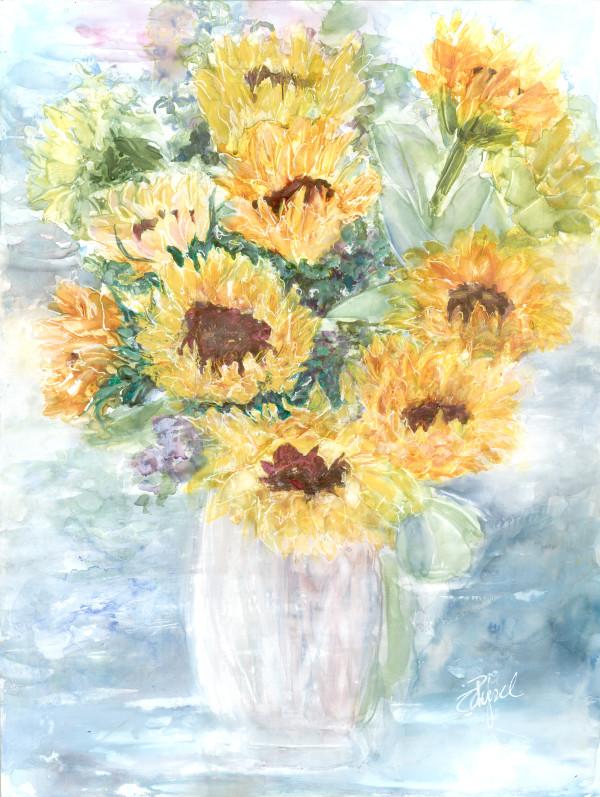 Sunny Delight by Rebecca Zdybel