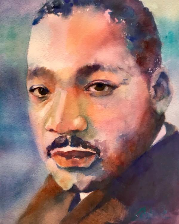 MLK 2 by Rebecca Zdybel