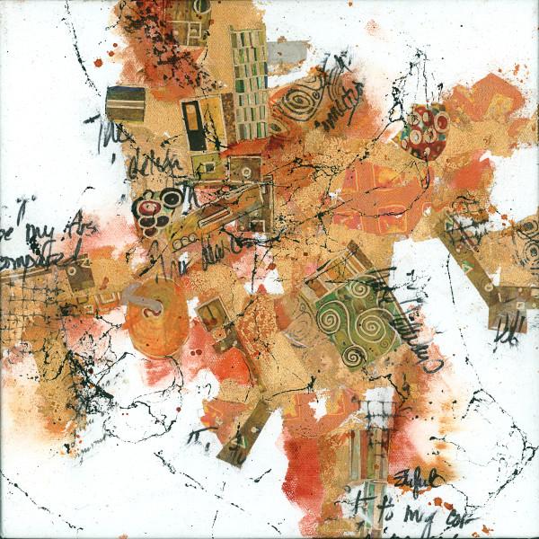 Kind of Klimt by Rebecca Zdybel
