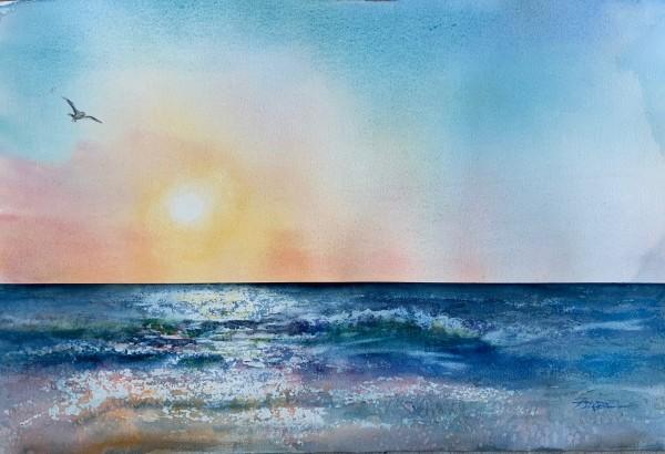 Light Seeker by Rebecca Zdybel