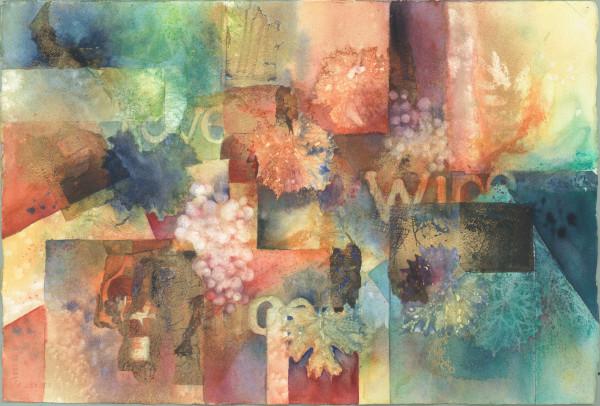Vintner's Delight by Rebecca Zdybel