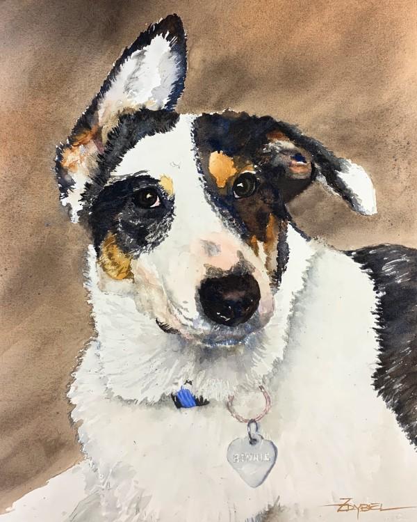 Bonnie- Portrait by Rebecca Zdybel