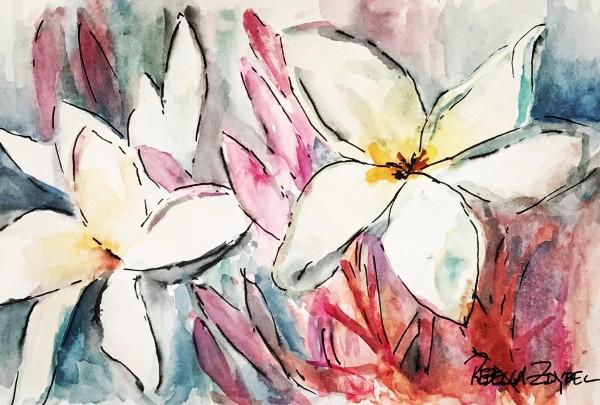Paul's Plumaria by Rebecca Zdybel