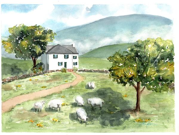 Escape to Ireland demo by Rebecca Zdybel