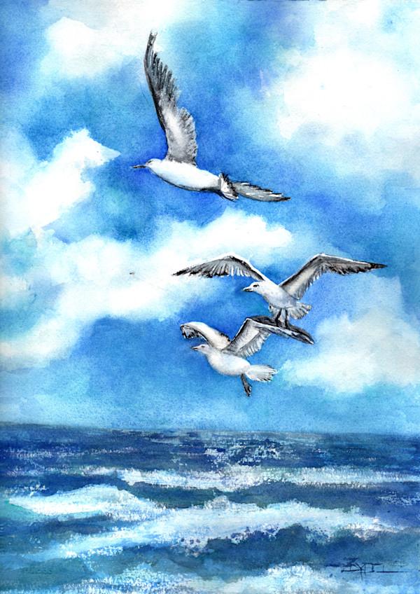 Flying High by Rebecca Zdybel