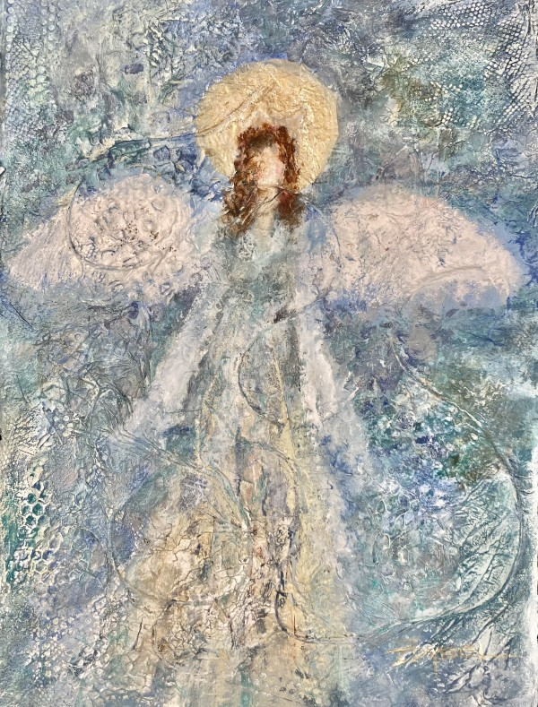 Angelic Icon Demo 2020 by Rebecca Zdybel