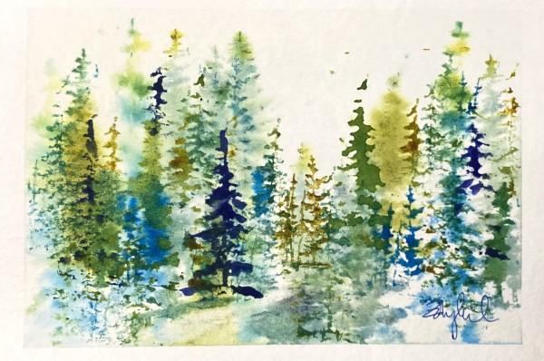Fantasy Fir 8 by Rebecca Zdybel